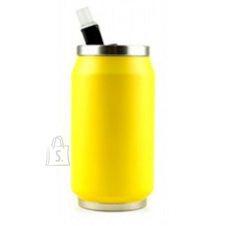 Yoko Design Yoko Design Isotherm Tin Can 280 ml, Fluo yellow