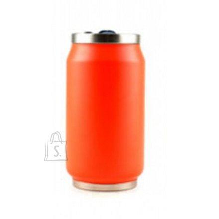 Yoko Design Yoko Design Isotherm Tin Can 280 ml, Fluo orange