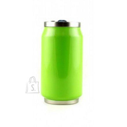 Yoko Design Yoko Design Isotherm Tin Can 280 ml, Fluo green