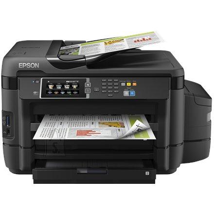Epson Epson L1455 Colour, Inkjet, Multifunction Printer, A3+, Wi-Fi, Black