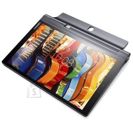 "Lenovo Lenovo IdeaTab Yoga 3 Pro X90L 10.1 "", Black, IPS, 2560 x 1600 pixels, Intel Atom x5, x5-Z8550, 4 GB, LPDDR3, 64 GB, Wi-Fi, 4G, Front camera, 5 MP, Rear camera, 13 MP, Bluetooth, 4.0, Android, 6.0 (Marshmallow)"