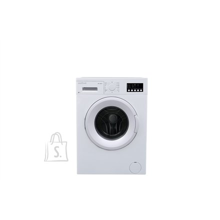 VestFrost VestFrost Washing machine  WVC 12644 F2  Front loading, Washing capacity 6 kg, 1200 RPM, A++, Depth 44 cm, Width 60 cm, White, Display, LED
