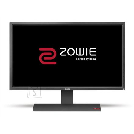 "BenQ Benq Gaming Zowie RL2755 27 "", TN, Full HD, 1920 x 1080 pixels, 16:9, 1 ms, 300 cd/m², Grey-Red, D-sub, DVI, HDMI; headphone jack, line in"