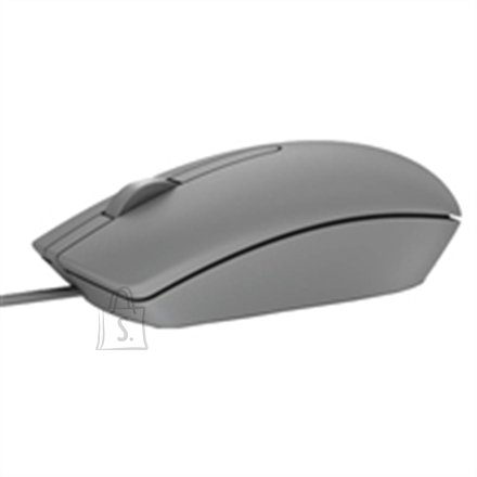 Dell Dell MS116 Optical Mouse wired, USB, Grey