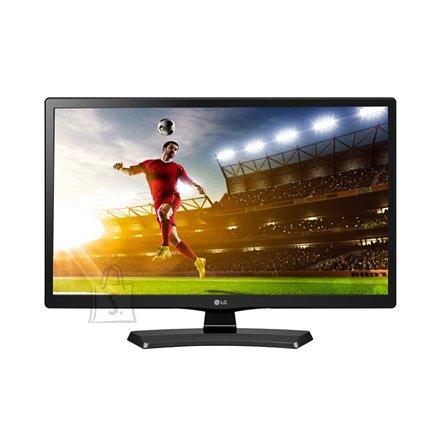 LG LG 20MT48DF-PZ 27.5 cm, HD, 1366 x 768 pixels, 16:9, LED, TN, 5 ms, 200 cd/m², Black