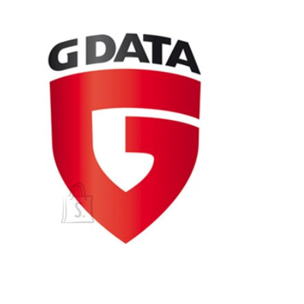 G DATA G-Data Internet Security, New electronic licence, 1 year(s), License quantity 3 user(s)
