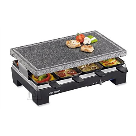 Cloer Raclette lauagrill 1300W