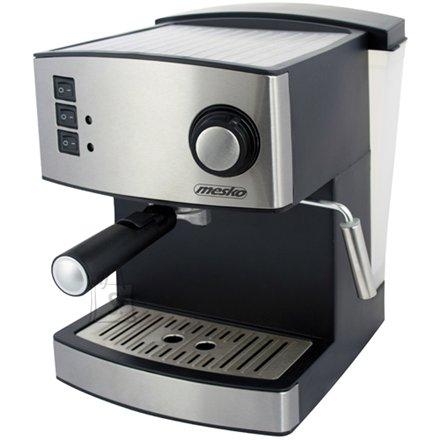 Mesko poolautomaatne kohvimasin 850W