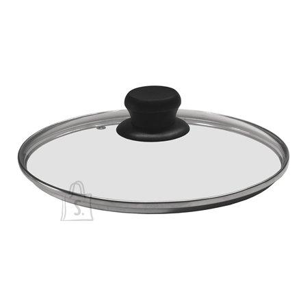 Stoneline klaasist kaas ø24 cm