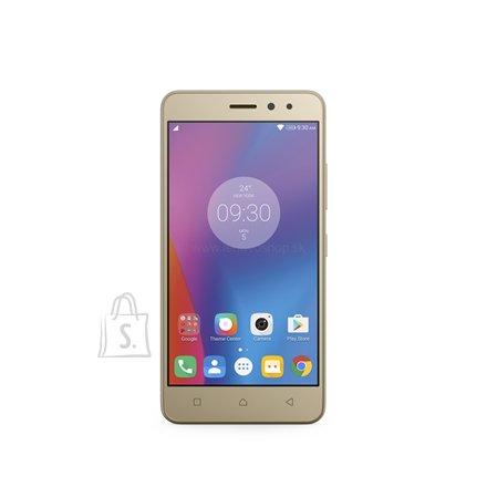 """Lenovo K6 Gold 5.0"""" nutitelefon"""