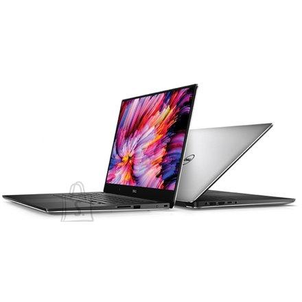 """Dell XPS 15 9560 Silver 15.6"""" UHD sülearvuti"""