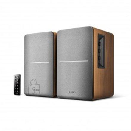 Edifier Edifier R1280DB Speaker type 2.0, 3.5mm/Bluetooth/Optical/Coaxial, Brown, 42 W, Bluetooth