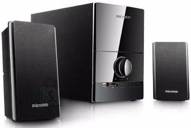MicroLab M-500U 2.1 kõlarid