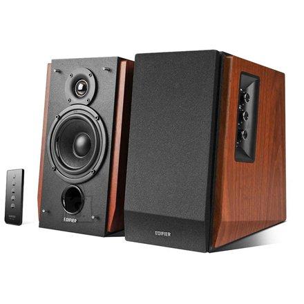 Edifier Edifier R1700BT  Speaker type 2.0, 3.5mm/Bluetooth, Brown, 66 W, Bluetooth