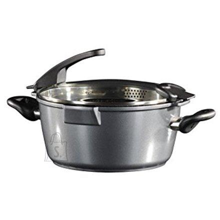 Stoneline Stoneline Future Cooking pot 14275 6,9 L, 28 cm, Die-cast aluminium, Grey,