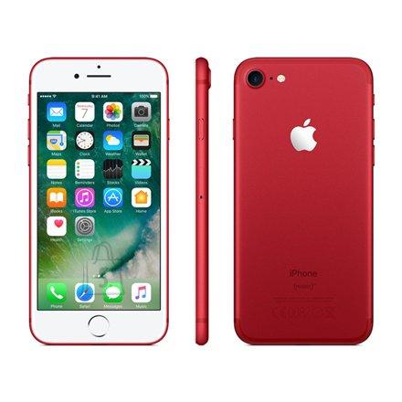 """Apple iPhone 7 Red nutitelefon 4.7"""" 256GB"""