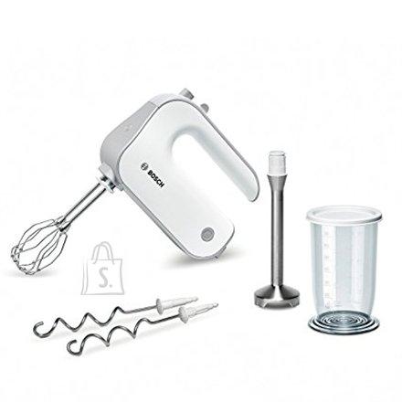 Bosch Bosch Mixer  Styline MFQ4070 Hand Mixer, 500 W, Number of speeds 5, Turbo mode, White