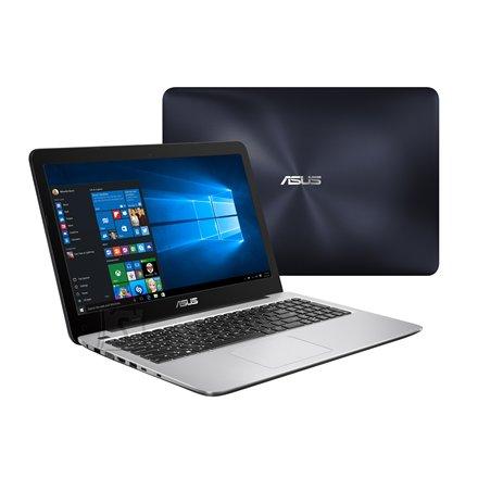 """Asus VivoBook X556UQ Dark Blue 15.6"""" sülearvuti"""