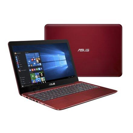 """Asus VivoBook X556UQ Red 15.6"""" sülearvuti"""
