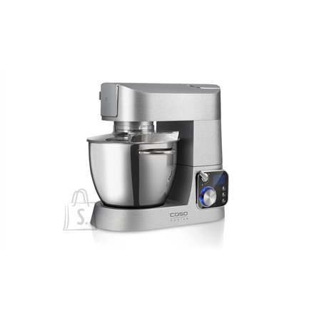 Caso Caso Chef Food processor KM 1200  Stainless Steel, 1200 W, Number of speeds Different speed levels with pulse function, 3,6 L, Blender,