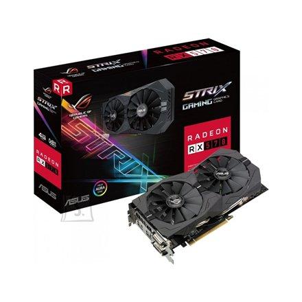 Asus AMD Radeon RX570 GDDR5 4GB videokaart