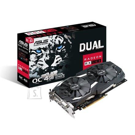 Asus AMD Radeon RX580 GDDR5 4GB videokaart
