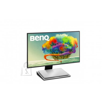 "BenQ Benq PD2710QC 27 "", IPS, 2K QHD, 2560 x 1440 pixels, 16:9, 5 ms, 350 cd/m², Black, HDMI, DP, Mini DP, DP out, USB, RJ45"