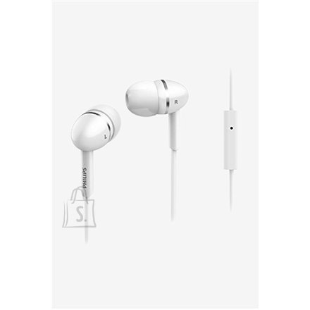 Philips Philips SHE1455WT/10 In-ear, Microphone, White
