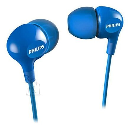 Philips Philips SHE3550BL/00 In-ear, Blue