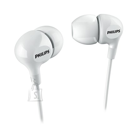 Philips Philips SHE3550WT/00 In-ear, White