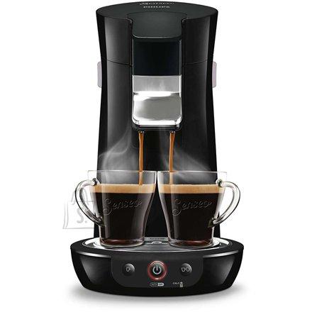 Philips Philips Senseo Viva Coffee maker/pod system HD7829/60 Pump pressure 1 bar, Coffee maker type Fully-auto, 1450 W, Black