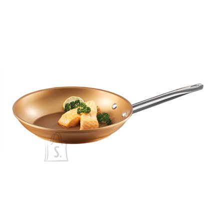 Stoneline Stoneline Cooper star pan Type Frying pan, 24 cm, Suitable for hob types Suitable for all types of cookers, including induction, Cooper, Non-stick coating,