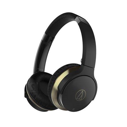 Audio Technica ATH-AR3BTBK On-Ear, Microphone, Black