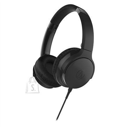 Audio Technica ATH-AR3ISBK Headband/On-Ear, Microphone, Black
