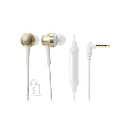 Audio Technica ATH-CKR70ISCG In-ear, Microphone, Gold