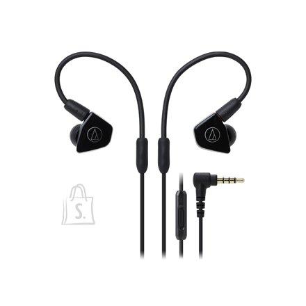 Audio Technica ATH-LS50ISBK In-ear, Microphone, Black