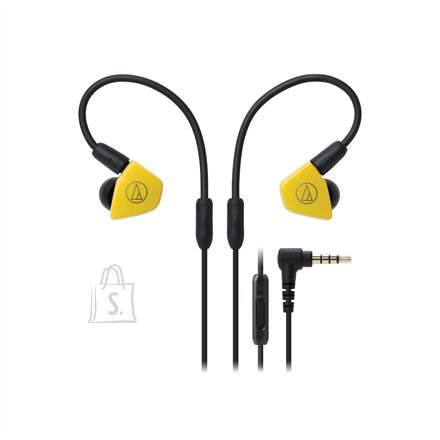 Audio Technica ATH-LS50ISYL In-ear, Microphone, Yellow