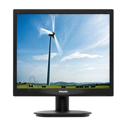 "Philips 17"" LCD monitor"