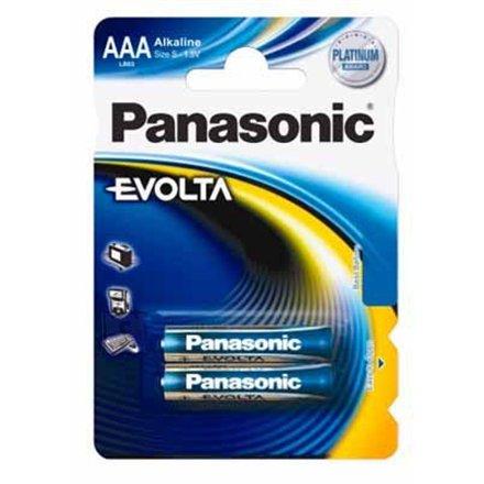 Panasonic Panasonic Evolta AAA AAA/LR03, Alkaline, 2 pc(s)