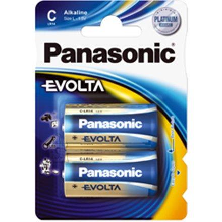 Panasonic Panasonic Evolta C C/LR14, Alkaline, 2 pc(s)