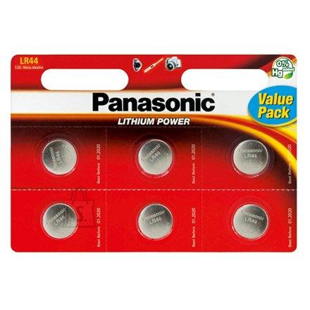 Panasonic Panasonic CELL Power AG13/LR44/357, Micro Alkaline, 6 pc(s)