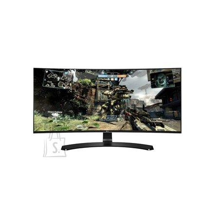"LG nõgus UltraWide QHD IPS monitor 34"""