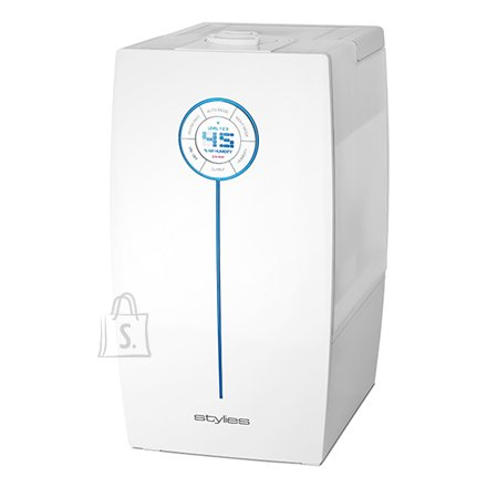 Stylies Air Humidifier Stylies HAU4601 Humidification capacity 400 ml/hr, 65 - 160 m³, 30 W, white, Water tank capacity 7,5 L