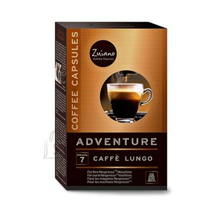 Zuiano Adventure Lungo kohvikapsel 10tk