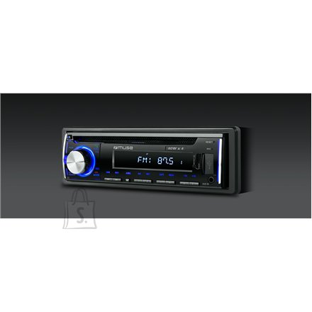 Muse Muse Car radio SD player with bluetooth and USB/Micro SD, 160 W
