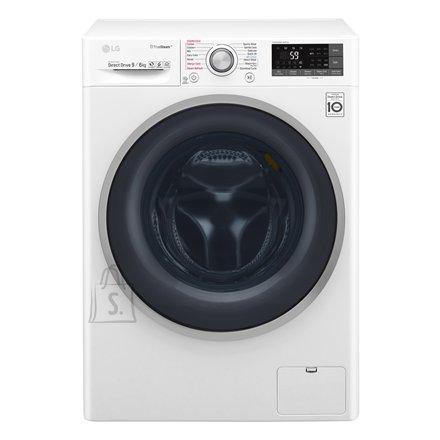 LG eestlaetav pesumasin 1400 p/min