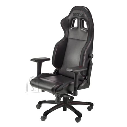 Sparco Gaming chair, Grip, Black