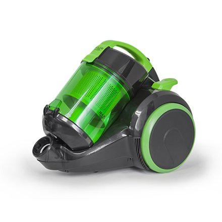 Adler Adler Vacuum cleaner  AD 7017 Warranty 24 month(s), Bagless, Green, 900 W, 1.5 L, B, HEPA filtration system,