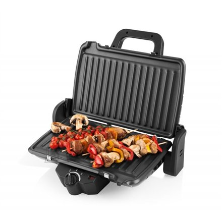ETA Electric contact grill  ETA415590000 LIVERO Black, 1600 W, 38.6 x 14.5 cm