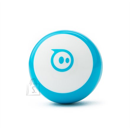 Sphero Sphero Mini App-enabled Robotic Ball - Robot  Blue/ white, Plastic, No